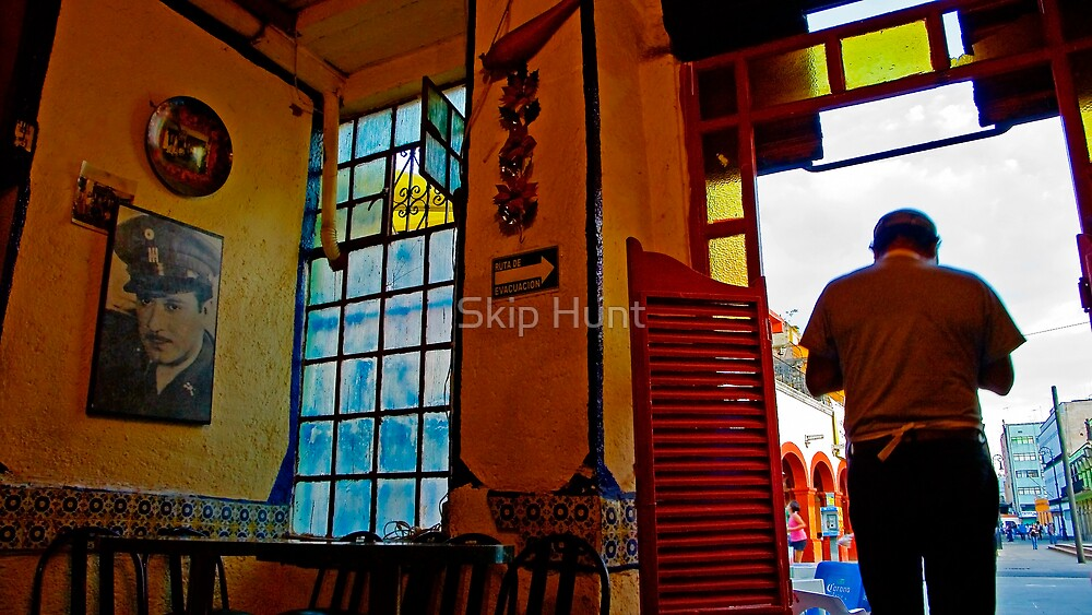 Pulque by Skip Hunt