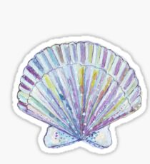 sea shell Sticker