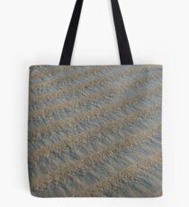 Beach Ridges Tote Bag