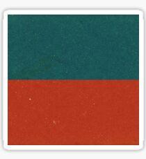 Nautical Flag - E Sticker