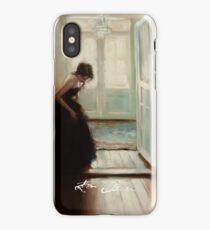 On the Doorstep iPhone Case/Skin