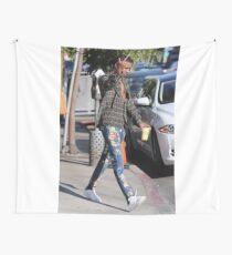 A$AP Rocky Gucci Coffee Run Wall Tapestry
