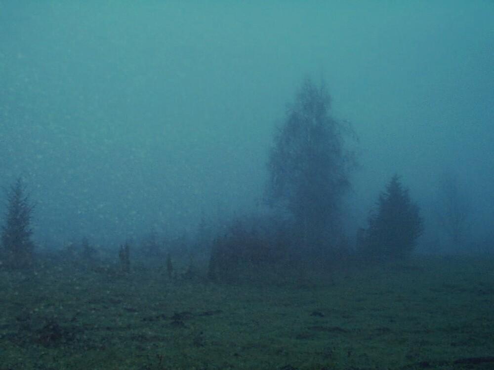 Blue fog by gallymon