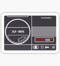 Line cd32 Sticker
