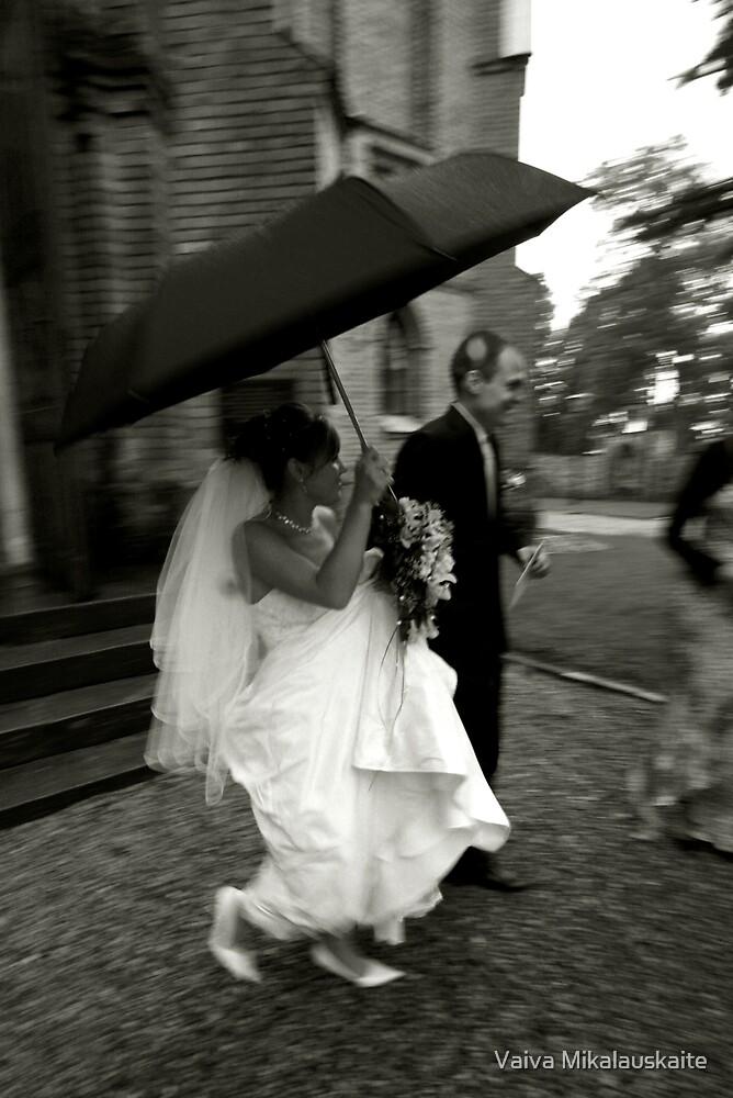 it's raining men! by Vaiva Mikalauskaite