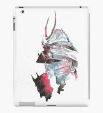 Warrior iPad Case/Skin