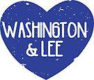 Washington und Lee University Heart von its-anna