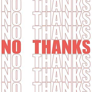 no thanks by SivanB