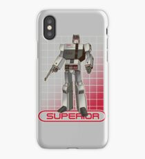 Superior Entertainment System iPhone Case