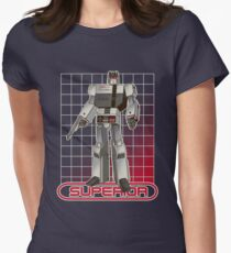 Superior Entertainment System Women's Fitted T-Shirt