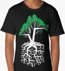 Cube Root Long T-Shirt