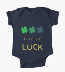 Lucky Clovers Kids Clothes