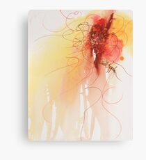Creativity Canvas Print