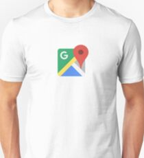 Google Maps Unisex T-Shirt