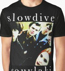 Slowdive - Souvlaki Graphic T-Shirt