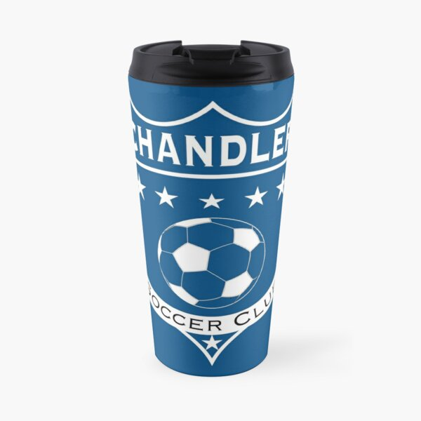 CSC White Logo Travel Mug