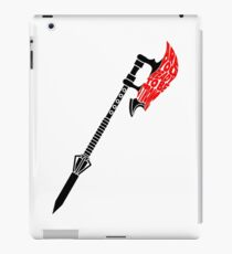 Are You Ready To Be Strong? iPad Case/Skin