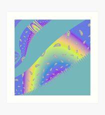 Weather 8: Rainbow Art Print