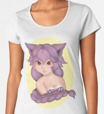 Human Espeon Women's Premium T-Shirt