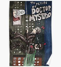 The Return of Doctor Mysterio Poster
