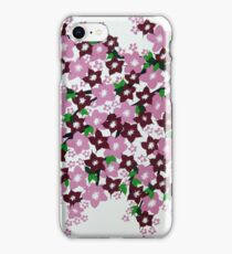 sakura branch iPhone Case/Skin