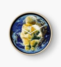 Earth Mother Clock