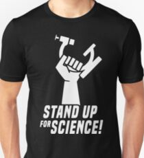 March for Science! Stand up for science! T-Shirt