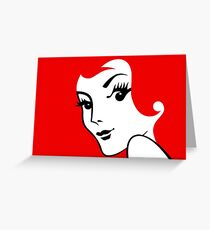 Redheads [iPhone / iPod case] Greeting Card