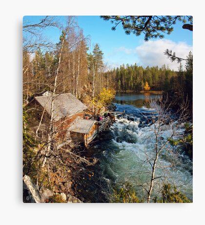 Suomi Canvas Print