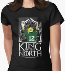 Aaron Rodgers King Of The North Green Bay Packers Football Shirt T-Shirt