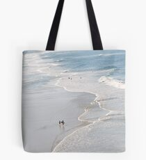 Heading for the Surf Tote Bag