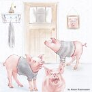 The Three Little Pigs by Alison Rasmussen