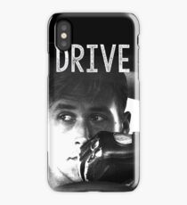 Drive faster iPhone Case