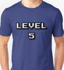 LVL 5 T-Shirt