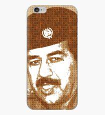 Scrabble Saddam Hussein iPhone Case