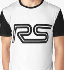 RS - FORD - BLACK LINE Graphic T-Shirt