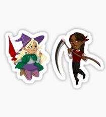 The Adventure Zone - Taako & Kravitz Sticker Set Sticker