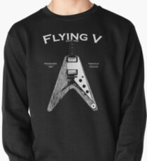 The Flying V Pullover