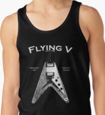 The Flying V Tank Top