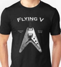 The Flying V Unisex T-Shirt