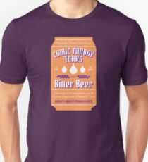 Comic Fanboy Tears Bitter Beer - Can T-Shirt