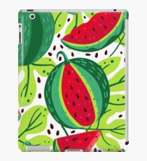 Juicy and sweet watermelon iPad Case/Skin