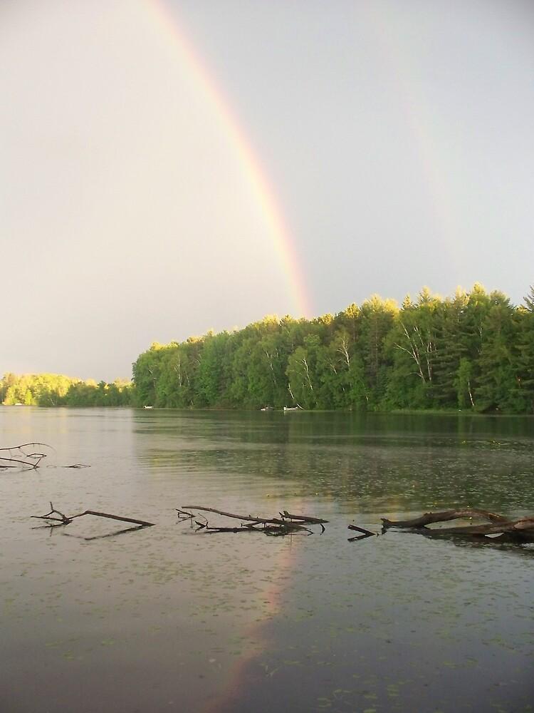 the edge of the rainbow world by steve keller