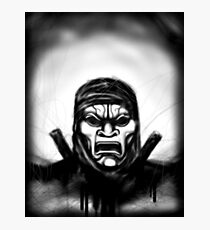 Spartan Enemy Photographic Print