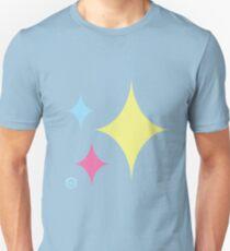 Sparkle Emoji (Color) Slim Fit T-Shirt