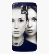 A #WayHaught Portrait Case/Skin for Samsung Galaxy