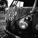 rust bus by Studio  Friday
