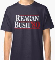 Reagan Bush Shirt - Reagan Shirt - 1980 Election - Conservative Republican Shirt Classic T-Shirt