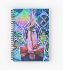 To Manifest and To Dream Spiral Notebook