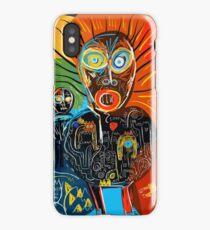 Sometimes Street art graffiti  iPhone Case/Skin